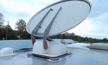 Antenne satellite